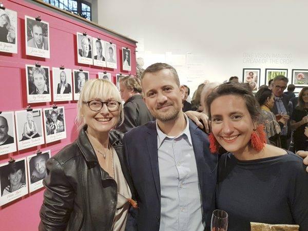 Petra Thierry, Jonathan Gregson, Maja Smend