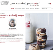 "StockFood launches Food-Blog ""you are what you crEATe"""